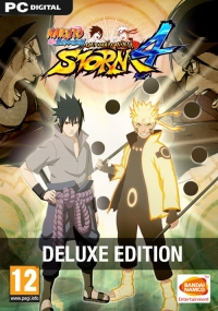 NARUTO SHIPPUDEN: Ultimate Ninja STORM 4 Deluxe Edition | RePack от R.G. Freedom