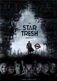 Стар Треш: Шерлок против Робокопа | Смешной перевод