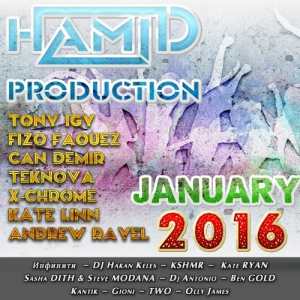 VA - Hamid Production January 2016