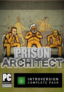 Prison Architect [v.2.0] | Steam-Rip от Let'sPlay