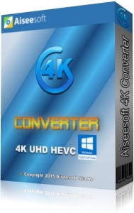 Aiseesoft 4K Converter 8.0.8 RePack (& Portable) by TryRooM [Multi/Ru]