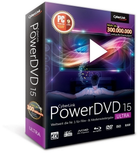 CyberLink PowerDVD Ultra 15.0.2211.58 Retail [Multi/Ru]