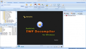 Sothink SWF Decompiler 7.4 Build 5320 Re-Pack by FoXtrot [Ru/En]
