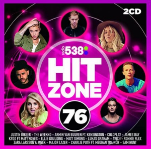 VA - Radio 538 Hitzone 76 (2CD)