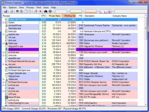 Process Explorer 16.42 Portable [En]