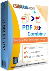 CoolUtils PDF Combine 4.1.81 RePack (& Portable) by TryRooM [Multi/Ru]