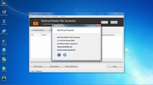 NoVirusThanks File Governor 2.1.0.0 + Portable [Multi/Ru]
