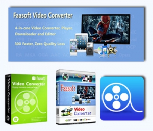 Faasoft Video Converter 5.3.22.5834 [Multi/Ru]