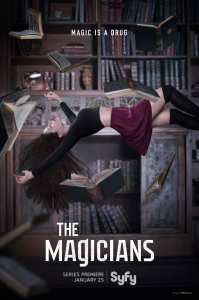 Волшебники / The Magicians (1 сезон: 1-13 серии из 13) | Alternative Production