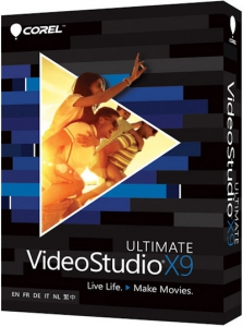 Corel VideoStudio Ultimate X9 19.1.0.12 [Multi]