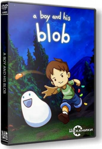 A Boy and His Blob [Ru/Multi] (1.0) Repack R.G. Механики