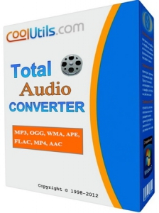 CoolUtils Total Audio Converter 5.2.140 Portable by PortableAppC [Multi/Ru]