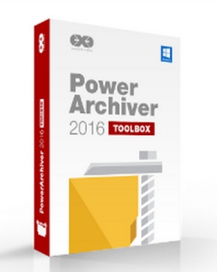 PowerArchiver 2016 16.00.67 Final Portable by PortableAppZ [Multi/Ru]