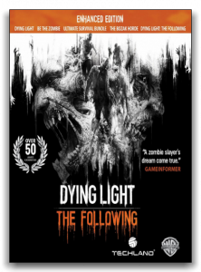 Dying Light: The Following [Ru/Multi] (1.10.1/dlc) Repack xatab [Enhanced Edition]