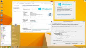 Microsoft� Windows� 8.1 Professional VL with Update 3 x86-x64 Ru by OVGorskiy� 02.2016 2DVD [Ru]