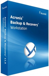 Acronis Backup Advanced Workstation / Server 11.7.44397 + BootCD [En]