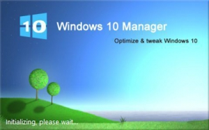Windows 10 Manager 1.0.9 Final Portable by PortableWares [En]