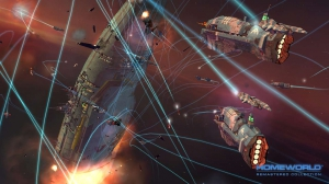 Homeworld Remastered Collection [Ru/Multi] (1.30) Repack R.G. Catalyst