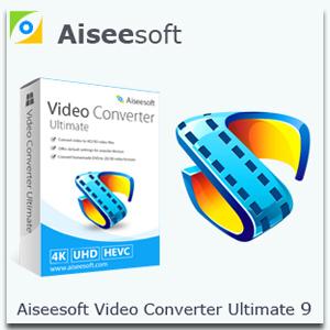 Aiseesoft Video Converter Ultimate 9.0.18 RePack (& Portable) by TryRooM [Multi/Ru]