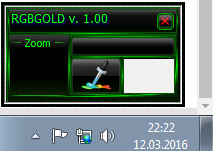 RGBGOLD 1.00 Portable [Multi/Ru]