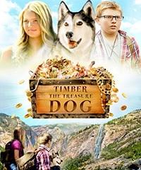Тимбер - говорящая собака