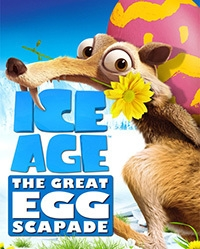 Ледниковый Период: Погоня за яйцами