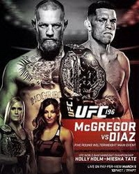 ��������� ������������ - UFC 196: McGregor vs. Diaz
