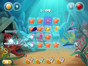 15 Defense. Underwater Battle [En] (1.0) License
