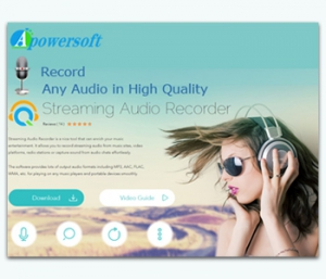 Apowersoft Streaming Audio Recorder 4.0.9 [Multi/Ru]