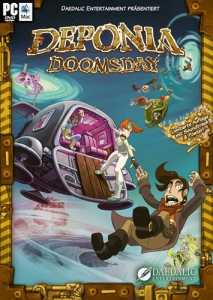 Deponia Doomsday [Ru/Multi] (1.0) License CODEX