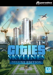 Cities: Skylines - Deluxe Edition [Ru/Multi] (1.3.2-f1/dlc) Repack xatab [Deluxe Edition]