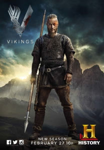 Викинги / Vikings (4 сезон 1-14 серии из 20) | Sunshine Studio