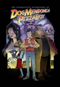 The Interactive Adventures of Dog Mendonça & Pizzaboy [Ru/Multi] (1.0.3) License GOG