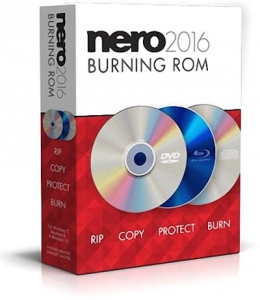 Nero Burning ROM 2016 17.0.8.0 Portable by PortableAppZ [Multi/Ru]