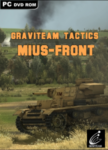 Graviteam Tactics: Mius-Front [Ru/En] (1.0) License CODEX