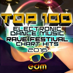 VA - Top 100 Electronic Dance Music and Rave Festival Chart Hits