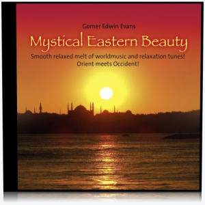 Gomer Edwin Evans - Mystical Eastern Beauty