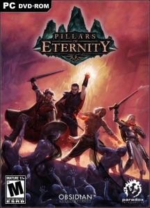 Pillars of Eternity [Ru/Multi] (3.01.977/dlc) Repack R.G. Catalyst