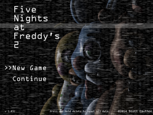 Five Nights at Freddy's; Quadrilogy + Halloween Edition | RePack от R.G. Freedom