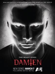 Дэмиен / Damien (1 сезон 1-10 серии из 10) | NewStudio