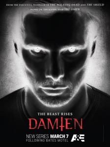 Дэмиен / Damien (1 сезон: 1-10 серии из 10) | BaiBaKo