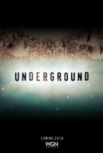 Подземка / Underground (1 сезон: 1-10 серия из 16) | ColdFilm