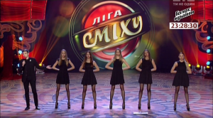 «Ліга Сміху 2 Сезон» — 2009