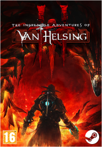 (Linux) The Incredible Adventures of Van Helsing III [En/Multi] (1.0.6) SteamRip (Crossover Bottle)