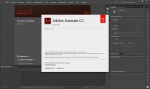 Adobe Animate CC 2015.1 15.1.1.13 RePack by D!akov [Multi/Ru]