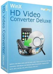 WinX HD Video Converter Deluxe 5.9.3 Build on Feb 29 2016 RePack by FoXtrot [Multi]