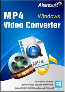 Aiseesoft MP4 Video Converter 8.1.20 RePack (& Portable) by TryRooM [Multi/Ru]