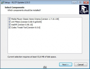 K-Lite Codec Pack Update 12.0.3 [En]