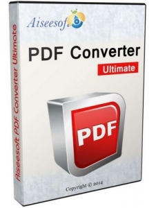 Aiseesoft PDF Converter Ultimate 3.2.62 RePack (& Portable) by TryRooM [Multi/Ru]