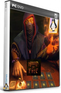 (Linux) Hand of Fate [Ru/Multi] (1.3.10) License GOG